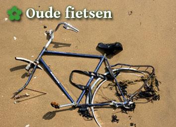 Oude fietsen